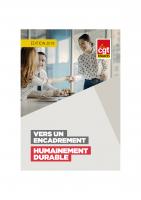 Brochure Encadrement