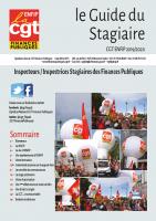 Guide du Stagaire (Inspecteur) 2019-2020