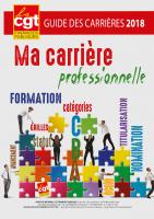 Guide des Carrières 2018
